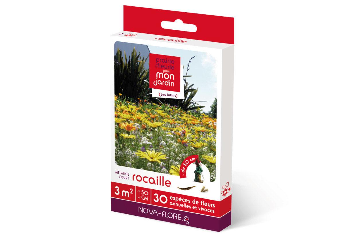 Rocaille Nova Flore Jardin