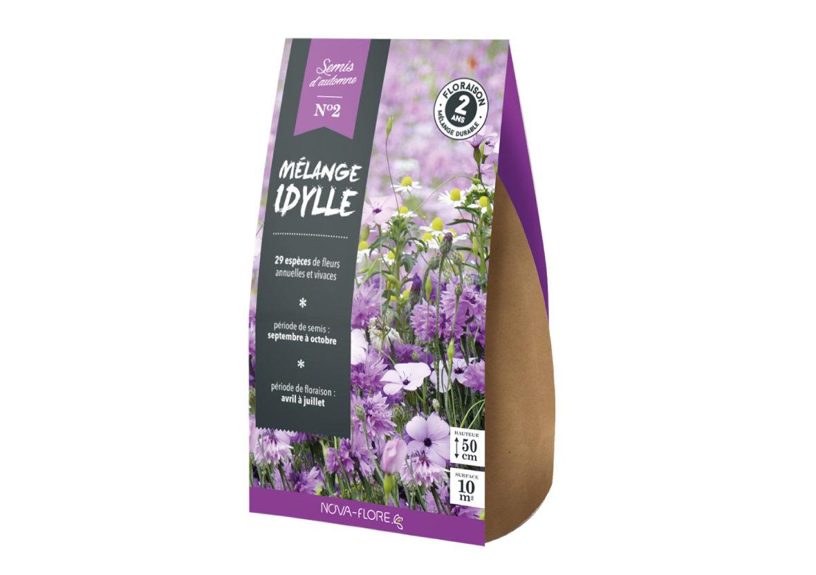 Prairie Fleurie Idylle