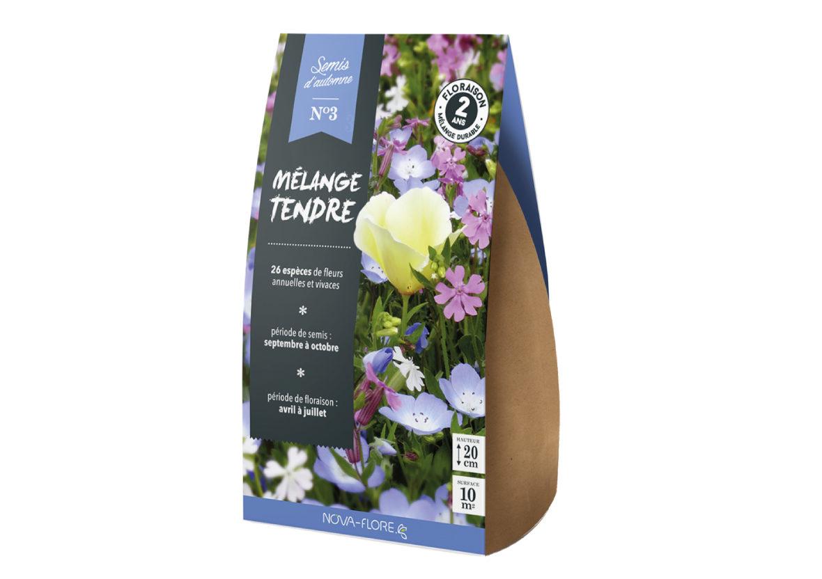 Prairie Fleurie Tendre
